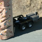 Portable Climbing Wall, Mobile Climbing Wall, Climbing Wall by Extreme Engineering