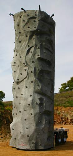 Mobile Rock Climbing Walls Extreme Engineering