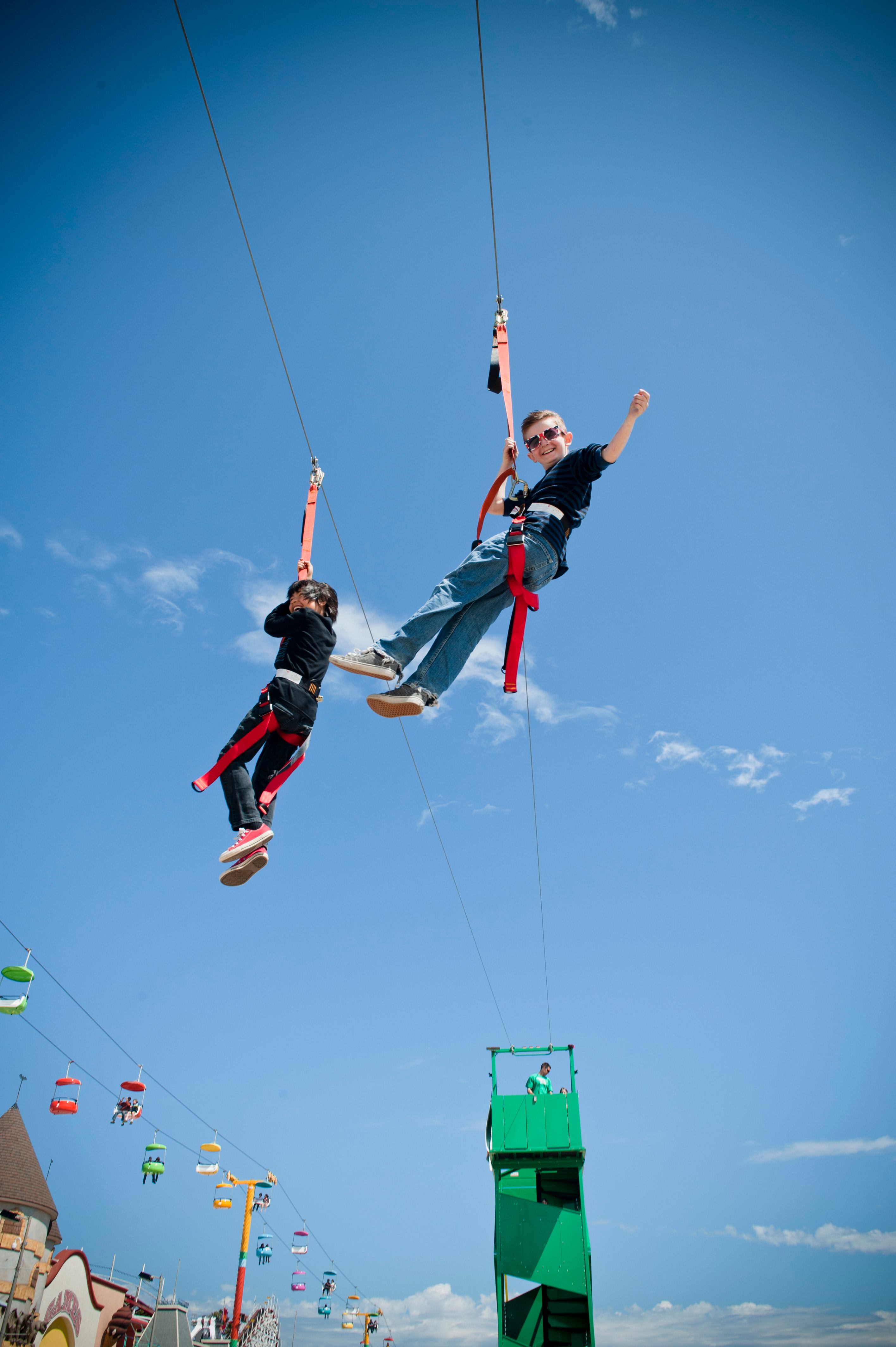 Mobile-Zipline-Extreme-Engineering-Fly-Wire-10 - Extreme Engineering