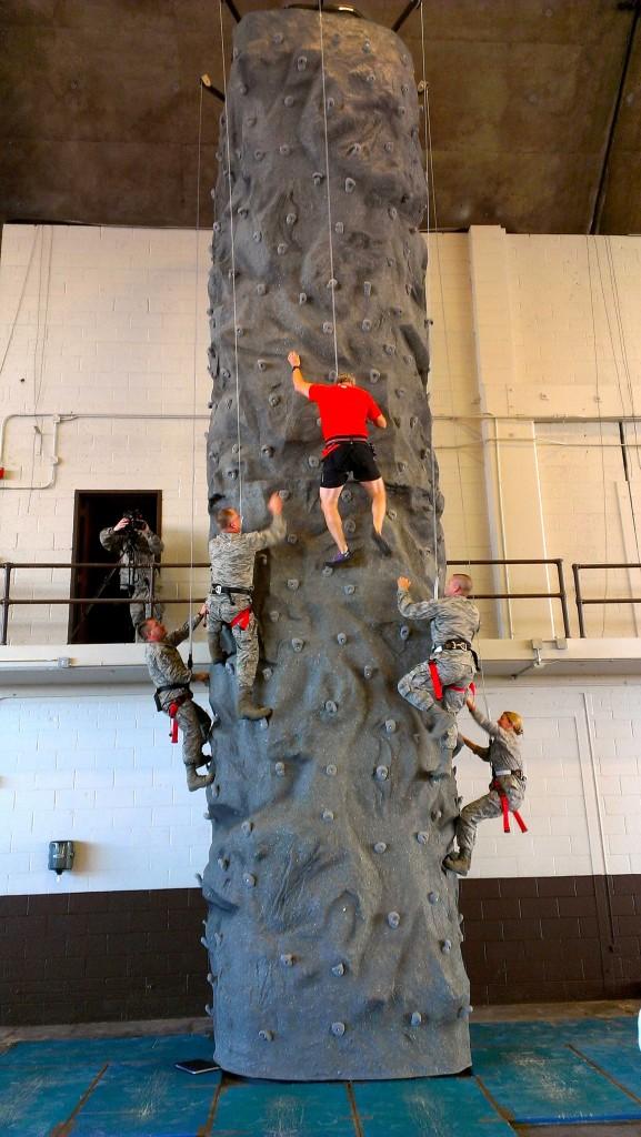 Stationary Climbing Wall, Rock Climbing Wall, Climbing Wall by Extreme Engineering