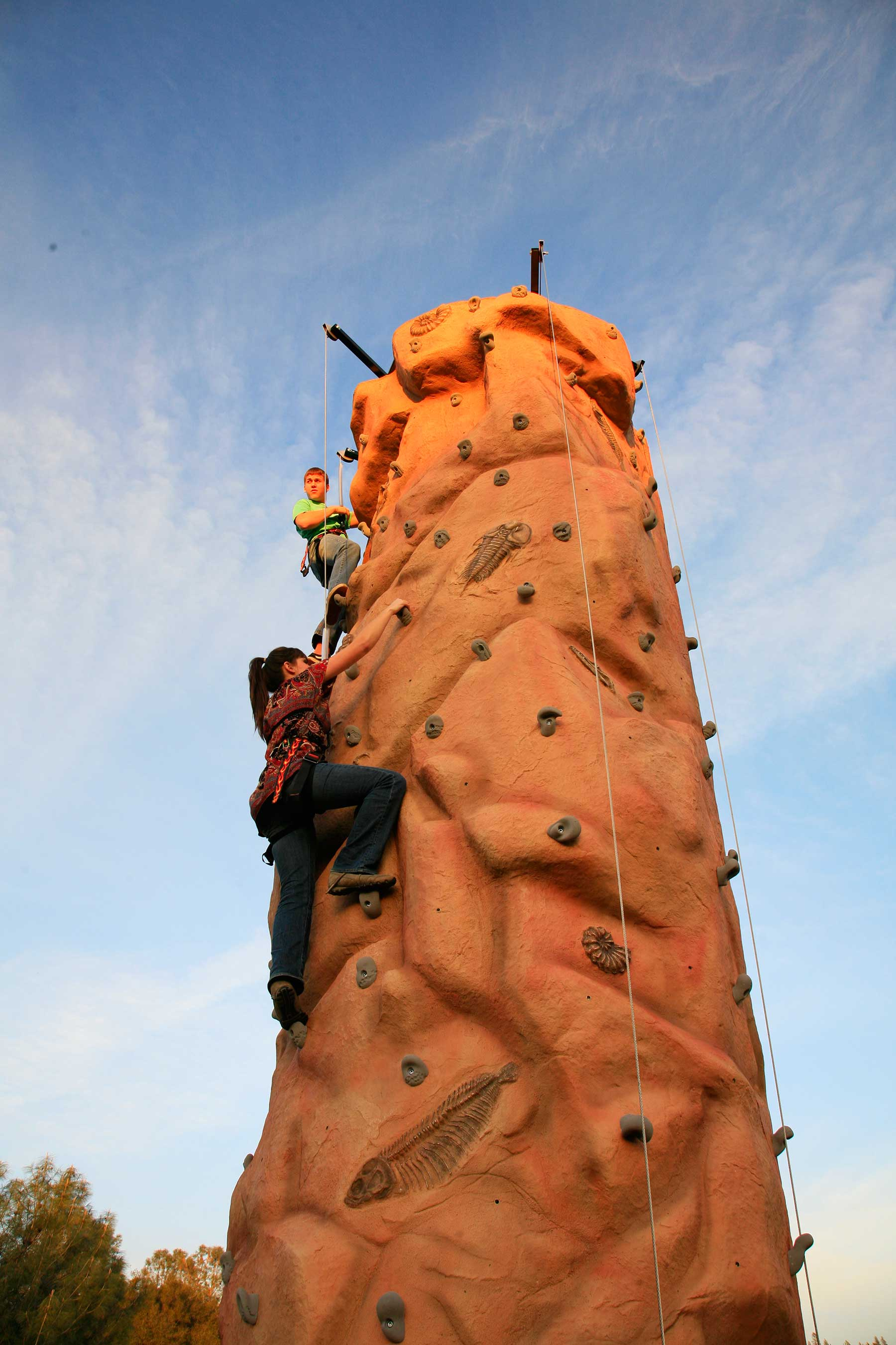 Stationary Climbing Wall Extreme Engineering on View Engineering
