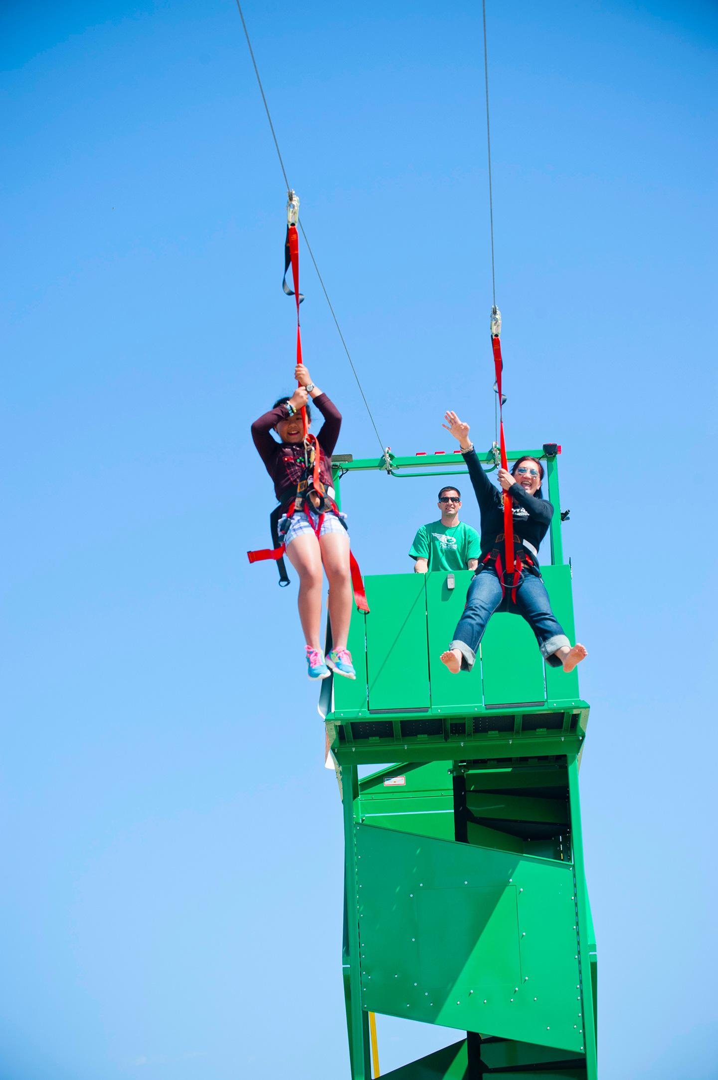 Zipline-Extreme-Engineering-Fly-Wire-Zipline - Extreme Engineering