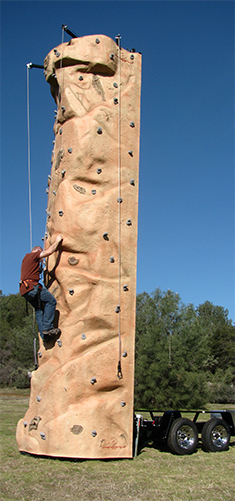 Rock Climbing Walls Indoor Outdoor Portable
