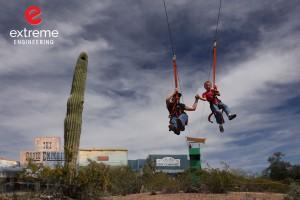 Mobile Zipline, portable zipline, mobile zip line, mobile ziplines,