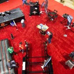 Portable Zipline At IAAPA ASIA By Extreme Engineering