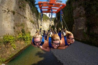 Zip Line Harness >> Best Ziplines in the World | Extreme Engineering