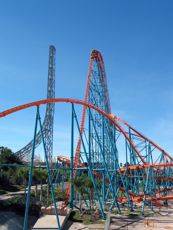 Zip Line Harness >> Top 8 Amusement Park Destinations for 2015 - Extreme ...